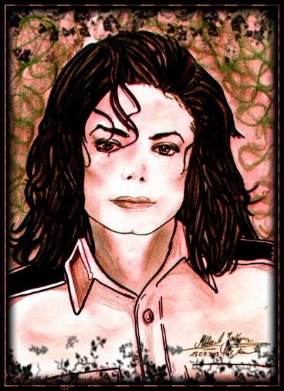 Michael Jackson por RaiRuri